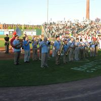 Chelmsford Night at the Lowell Spinners