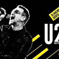 Brooks Mier  Tributo U2 - Banda U2 Cover Rio