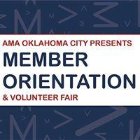 Spring Member Orientation &amp Volunteer Fair