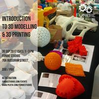 Introduction to 3D Modelling &amp 3D Printing