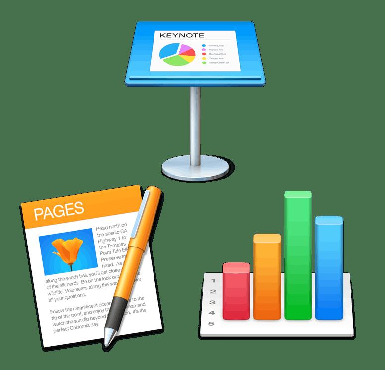 iWork Essentials (for Mac)