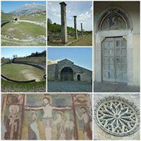 11 Giroborghi di Alba Fucens - Santa Maria in Valle Porclaneta e Rosciolo
