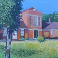 Land Marks - a solo art exhibtion by Frank Knott