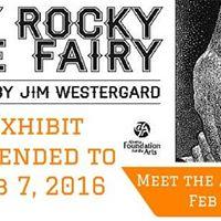 First Friday Meet Artist Jim Westergard