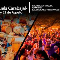 Viaje al Festival de la Abuela Carabajal - Santiago del Estero