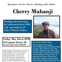 Reading with Cherry Muhanji