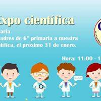 Expo Cientfica Secundaria CIZ