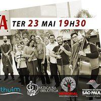 Sinfonietta Paulista no Memorial