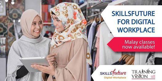 Skills Future for Digital Worplace (Bahasa Melayu)