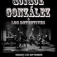 Quique Gonzlez &amp Los Detectives en Crdoba