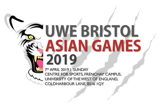 UWE Bristol Asian Games 2019