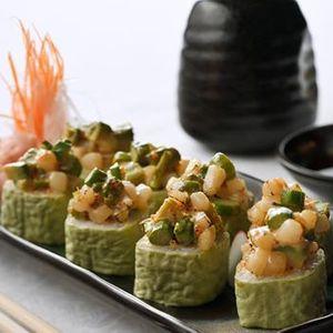 Sushi Master Class at Kahraman