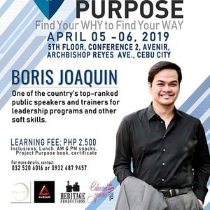 Project Purpose CEBU