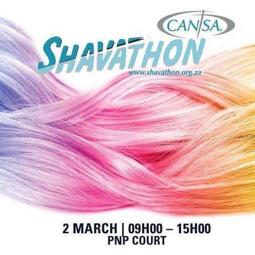 CANSA Shavathon