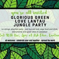 Party In The Jungle on Lantau Ark Eden