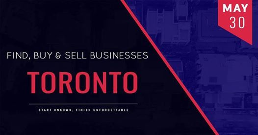 Find Buy & Sell Businesses- Toronto