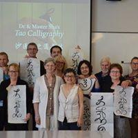 Introduction et criture des Calligraphie du Tao