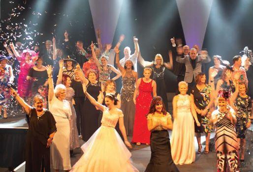 The Aurora Fashion Show