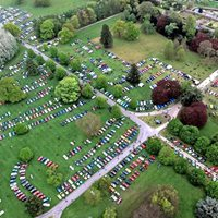 BMWs at Sports Cars In The Park