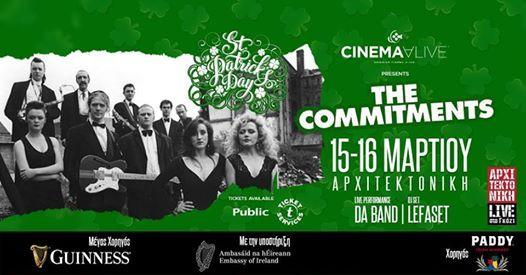 Cinema Alive Presents The Commitments  Saint Patricks Special