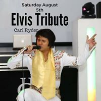 Elvis Tribute Tickets Free ENTRY be quick