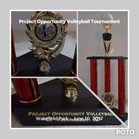 Project Opportunity- Men and Women Volleyball Tournament
