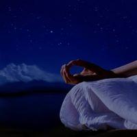 Yoga sotto le stelle &amp Campane Tibetane