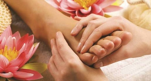 Reflexology Level 3 here at Angel Attic in Stafford