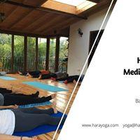 Hara Yoga Fethiyede  Hamsa ile