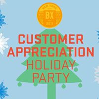 Community Appreciation Holiday Party