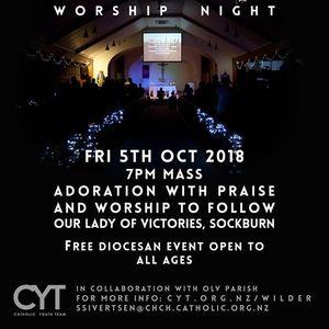 Wilder Adoration and Praise & Worship