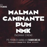 20.10 - Malman en Santana Bar (Ramos Meja)