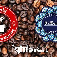 Leeds Digital Coffee Morning WELLNESS SPECIAL - Friday 3rd November