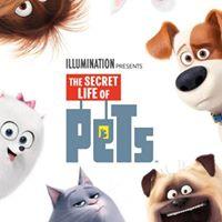 Secret Life of Pets Sponsored by Heartland CASA &amp Boys Town