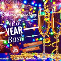 NEW YEAR BASH