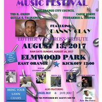 9th Annual East Orange Summer Jam Music Festival