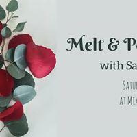 Melt &amp Pour with Sakura Soap Co.