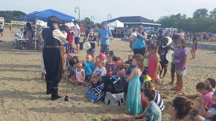 3rd Annual Tenean Beach Family Fun Day