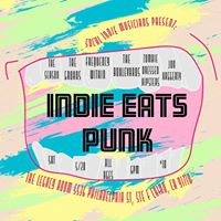 Indie Eats Punk - All Ages Live Music at The Legacy Room