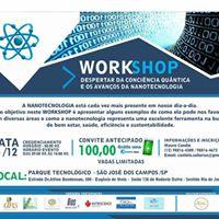 Workshop-Despertar Da Concincia Quntica E Nanotecnologia