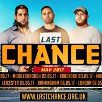 Last Chance Movie Showing - Leicester