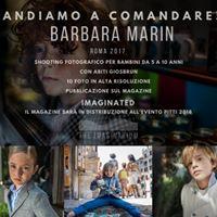 Andiamo a comandare - Barbara Marin Shooting
