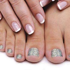 Crystal Nails Manicure-Pedicure & Gel Polish with Salon Design