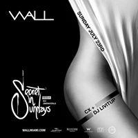 Secret Sin Sundays w CX &amp DJ Livitup