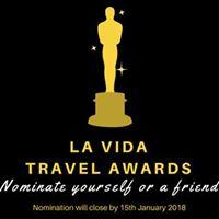 La Vida Travel Awards