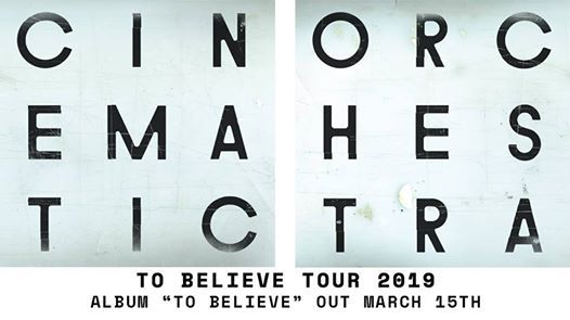 Sold Out - The Cinematic Orchestra  Ancienne Belgique