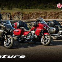 Music City Motorcycle Rally  Yamaha Demos