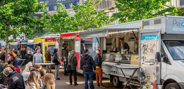 Free - Food Truck Festival