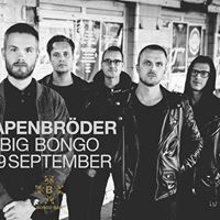 Vapenbrder - Big Bongo