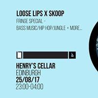 Loose Lips x Skoop in Edinburgh - Fringe Special